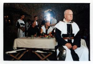 """Jan Machulski w """"1409"""", fot.Szymon Kobusiński"""