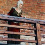 """""""1409"""" kadr z filmu, Joanna Brodzik"""