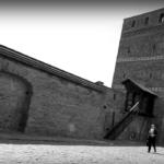 """""""Caissa"""", kadr z filmu, Pod Krzywą Wieżą"""