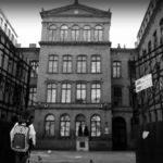 """""""Caissa"""", kadr z filmu, Szkoła Podstawowa nr 1"""