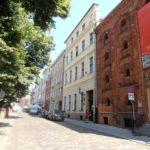 ulica Łazienna, Toruń