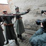 """""""Panoptikon"""", epizod """"1901"""", ul. Ciasna, Toruń"""
