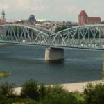 """""""Lekarze"""", serialowy widok z okna domu dr Alicji (Stare Miasto, Toruń)"""