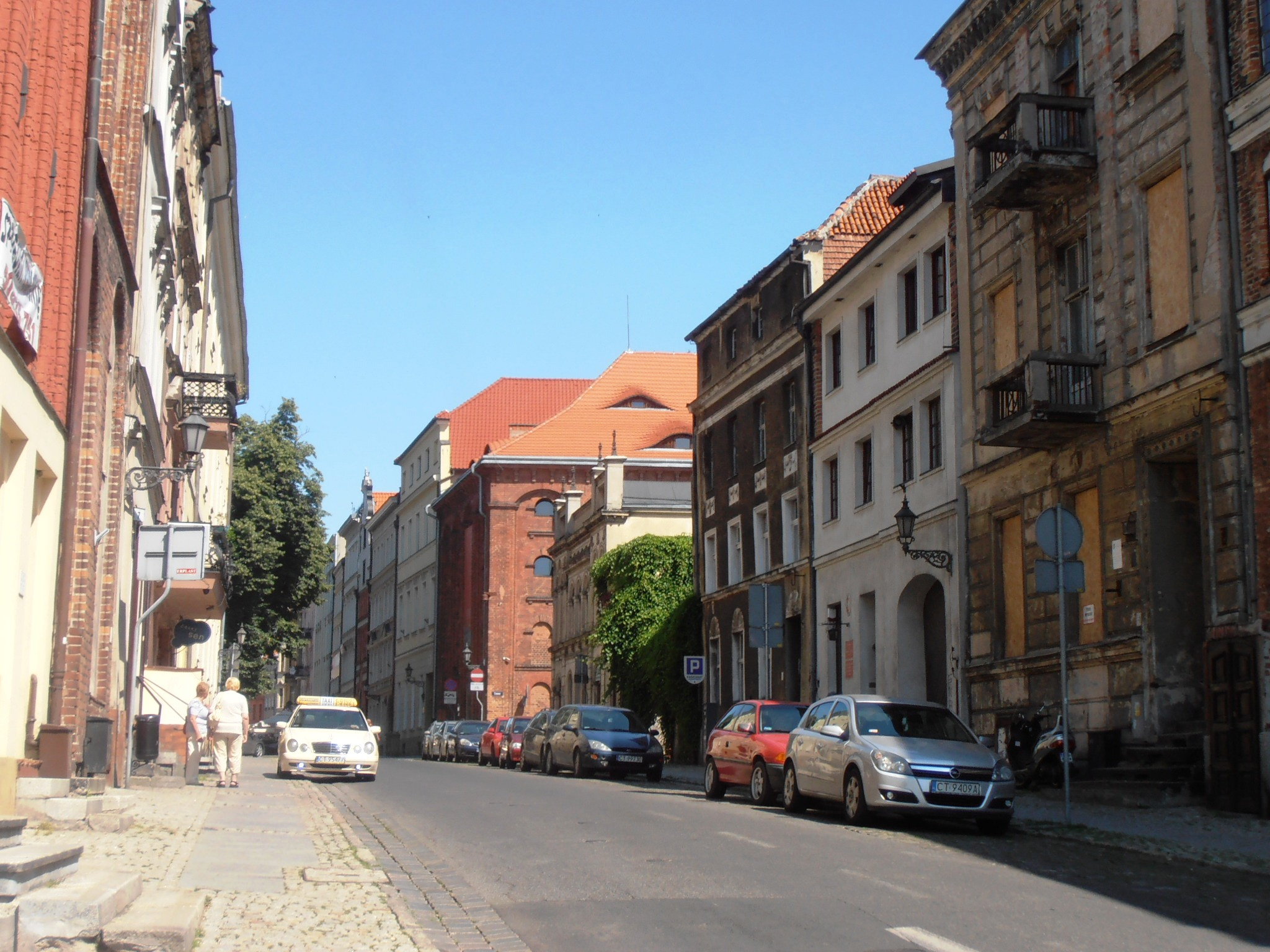 ulica Łazienna