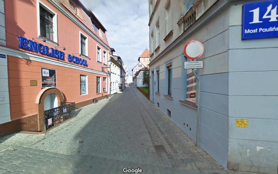 ulica Podmurna